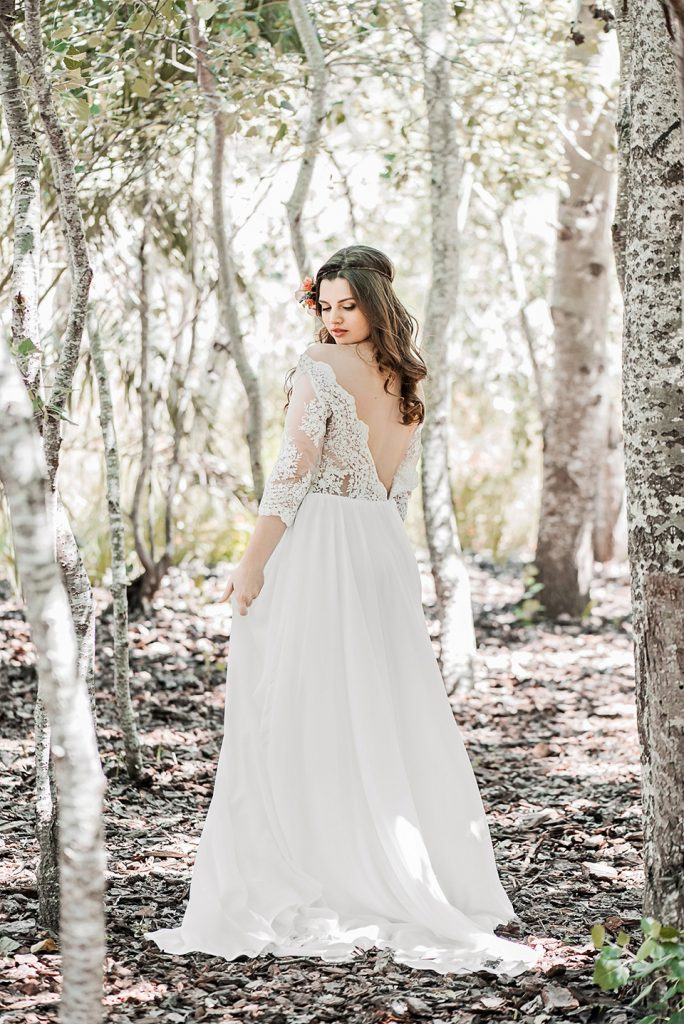 Shay wedding dress